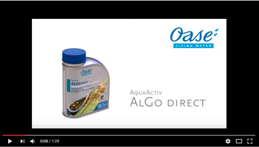 alog-direct-oase-likwidator-glonow-nitkowatych-youtube