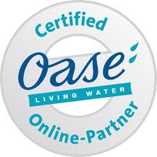 Kupuj Oase w autoryzowanych punktach Oase living water.
