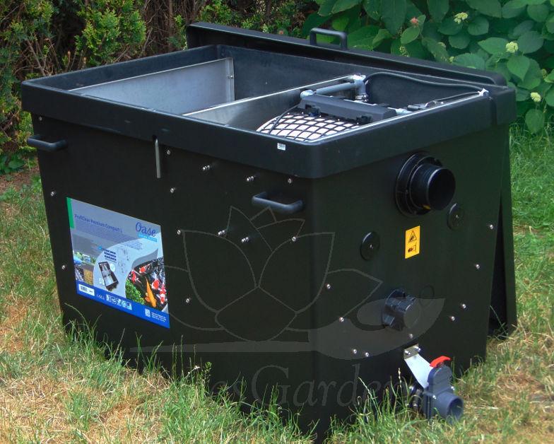 Pierwsze filtry Compact-L pompowe EGC OASE-49979 już u Polskich klientów